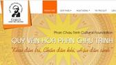 Quỹ văn hóa Phan Châu Trinh dừng hoạt động