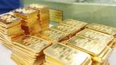 Vàng SJC tăng gần 900.000 đồng/lượng