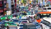 TPHCM sẽ thu phí ô tô lưu thông vào trung tâm thành phố để hạn chế ùn tắc giao thông.