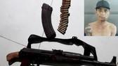 Bắt được đối tượng dùng súng AK bắn người yêu rồi bỏ trốn