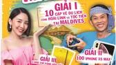 """Quay số tìm khách may mắn đợt 2 """"Ăn Hảo Hảo, dạo đảo Maldives"""""""