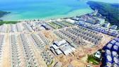 Tập đoàn Xây dựng Hòa Bình tổ chức Lễ cất nóc công trình Sun Premier Village Kem Beach Resort