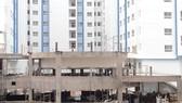 Dự án nhà ở xã hội 35 Hồ Học Lãm (quận Bình Tân) thu hút sự quan tâm của người thu nhập thấp do vị trí đắc địa, giá hợp lý. Ảnh: ĐỨC TRUNG