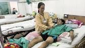 Anh Lê Thế Phương được chẩn đoán là lao cột sống, đang rất cần chi phí để phẫu thuật
