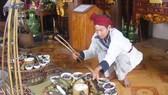 Trong mâm cơm lễ của đồng bào Thái luôn có món cá mát