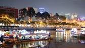 Bến thuyền Thị Nghè - du lịch trên kênh Nhiêu Lộc, TPHCM. Ảnh: VIỆT DŨNG