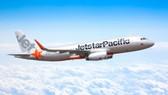 Bay Jetstar Pacific 4 khách được hoàn 1 trên tất cả đường bay nội địa