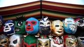 Mặt nạ đấu vật truyền thống của Mexico lên ngôi