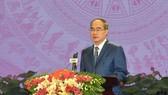 Phát biểu của đồng chí Bí thư Thành ủy TPHCM tại Lễ kỷ niệm 130 năm Ngày sinh Chủ tịch Hồ Chí Minh, biểu dương các tập thể, cá nhân thực hiện tốt học tập và làm theo tư tưởng, đạo đức, phong cách Hồ Chí Minh
