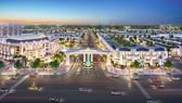 Tọa lạc ngay cửa ngõ kết nối của sân bay quốc tế Long Thành, Century City sẽ trở thành một đô thị thương mại - dịch vụ sầm uất bậc nhất khu vực
