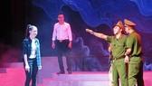 """Liên hoan nghệ thuật sân khấu toàn quốc về """"Hình tượng người chiến sĩ Công an nhân dân"""""""