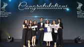 """SonKim Land đạt giải thưởng """"Môi trường làm việc tốt nhất châu Á 2020"""""""