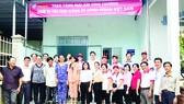 """Vedan Việt Nam trao tặng """"Mái ấm tình thương"""" cho hộ dân khó khăn tại xã Tân Hiệp tỉnh Đồng Nai"""