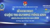 Cuộc thi Olympic tiếng Anh dành cho cán bộ trẻ