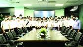 """Sinh viên Bách Khoa TPHCM tham gia thực tập """"Kết nối tài năng trẻ""""  tại Tập đoàn Xây dựng Hòa Bình"""