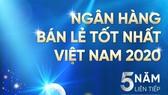 """VietinBank lần thứ 5 liên tiếp vinh dự nhận giải thưởng """"Ngân hàng bán lẻ tốt nhất Việt Nam""""  """