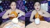 Livestream bán kem trộn trên mạng