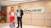 Chubb Life Việt Nam nhận liên tiếp 2 giải thưởng lớn