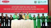 Dai-ichi Life Việt Nam và HHI/Tập đoàn Mai Linh ký kết Hợp tác độc quyền 15 năm