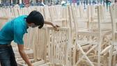 Sản xuất ghế gỗ xuất khẩu tại Công ty Minh Phát