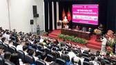 """Hội thảo khoa học """"Ngô Quyền - Vị tổ trung hưng đất nước"""", tổ chức ngày 1-10-2020 tại Hà Nội."""
