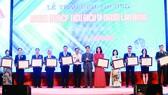 Vedan Việt Nam được vinh danh Doanh nghiệp tiêu biểu vì người lao động năm 2019-2020