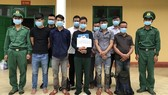 Bắt giữ 10 người xuất cảnh trái phép sang Lào