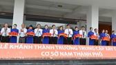 Khánh thành Trường Trung cấp Xây dựng – Cơ sở Nam TPHCM