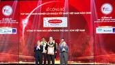 Dai-ichi Life Việt Nam đạt danh hiệu Top 500 Doanh nghiệp lợi nhuận tốt nhất Việt Nam năm 2020