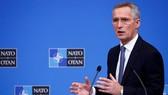 Tổng thư ký NATO Jens Stoltenberg. Ảnh: REUTERS