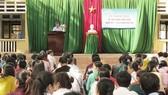 Khai mạc kỳ thi tuyển công chức Phú Yên năm 2017 -2018. Ảnh: phuyen.gov.vn