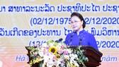 Tình cảm thủy chung, son sắt Việt - Lào ngày càng được củng cố