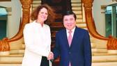 Ngân hàng Thế giới là đối tác quan trọng của TPHCM