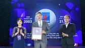 Thương hiệu Đạm Phú Mỹ được vinh danh trong Top 50 Thương hiệu Việt Nam dẫn đầu năm 2020