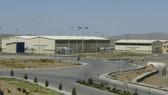 Một cơ sở hạt nhân tại Iran. Ảnh: REUTERS