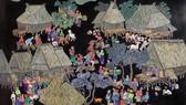Triển lãm tranh của họa sĩ Ngô Thành Nhân tại Peony & Iris Art Gallery