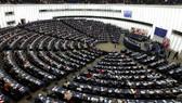 Nghị viện châu Âu. Ảnh: REUTERS