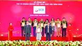 SCB được bình chọn vào Tốp 50 doanh nghiệp xuất sắc nhất Việt Nam 2020