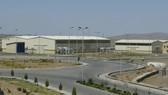 Cơ sở làm giàu uranium Natanz cách thủ đô Iran Tehran 250 km về phía Nam, ngày 30-3-2005. Ảnh: REUTERS