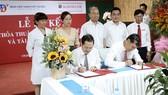 Agribank chi nhánh Bình Thạnh ký kết thỏa thuận hợp tác với Bệnh viện TP Thủ Đức (TPHCM)