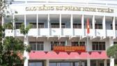 Trường CĐ Sư phạm Ninh Thuận. Ảnh: Báo Ninh Thuận