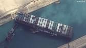 Mỹ đề nghị hỗ trợ Ai Cập đưa tàu mắc kẹt ra khỏi kênh đào Suez