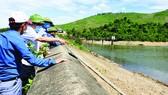 Thi công kè biển, hồ đập miền Trung: Về đích trước mùa mưa bão