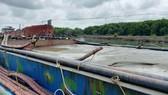Bà Rịa - Vũng Tàu: Bắt 4 tàu chở cát lậu