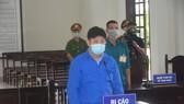 Bị cáo Cao Văn Lĩnh tại phiên tòa