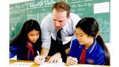 Dạy và học các bộ môn Toán, Khoa học bằng tiếng Anh, lấy chuẩn quốc tế tại TPHCM
