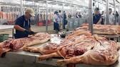 Lóc thịt heo đưa ra thị trường bán lẻ