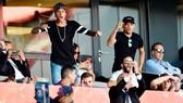 Neymar phấn khích khi PSG ghi bàn