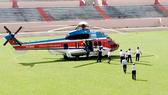 Tập đoàn Sun Group vừa có chuyến khảo sát du lịch Tây Ninh bằng trực thăng