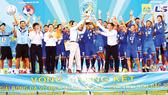 VCK giải bóng đá U.15 quốc gia 2017: Đội PVF lần thứ 3 vô địch